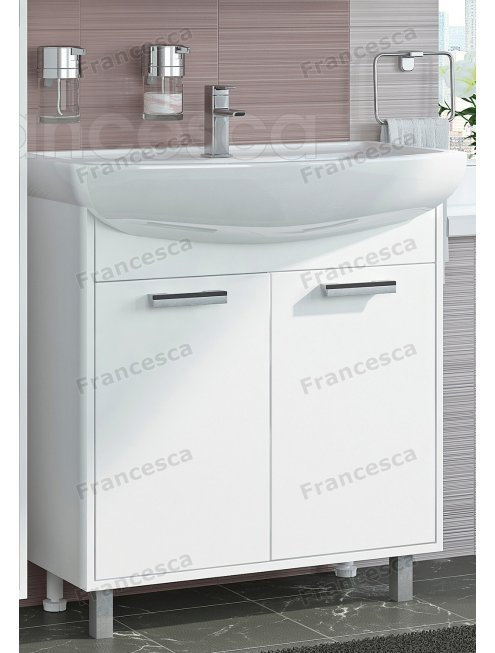 Комплект мебели Francesca Eco 80 белый
