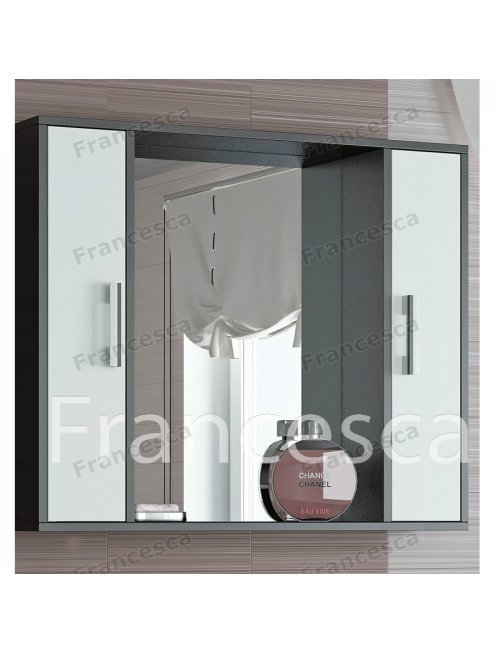 Комплект мебели Francesca Eco 90 белый-венге