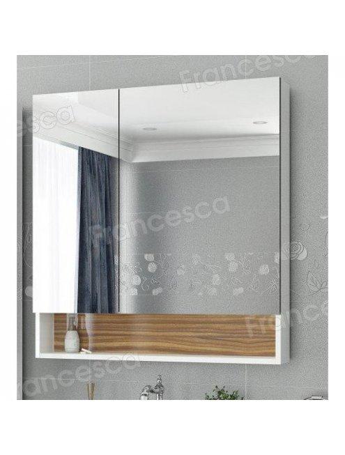 Комплект мебели Francesca Doremi 80, белый/ясень (2 ящика, ум. Гамма 56)