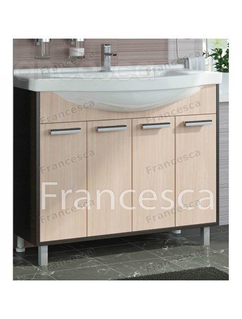 Комплект мебели Francesca Eco 100 дуб-венге