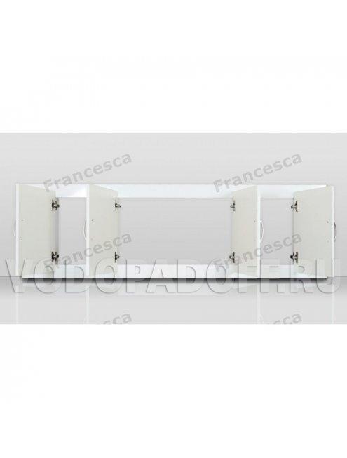 Экран под ванну с дверцами Francesca Франческа 150 см