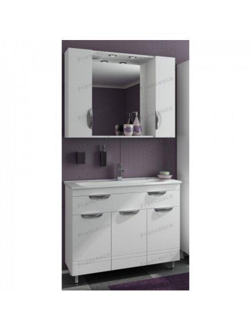Комплект мебели Francesca Доминго 90 с 3 дверцами