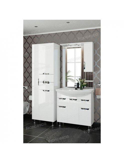 Комплект мебели Francesca Виктория 80 белый