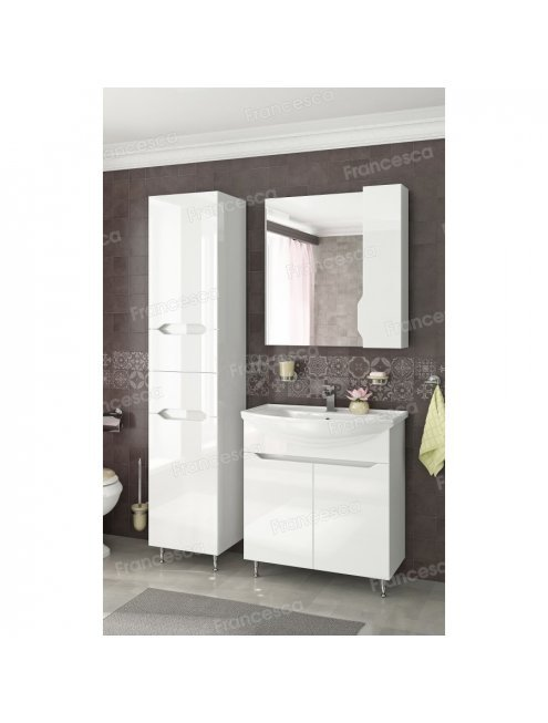 Зеркало-шкаф Francesca Royal 75