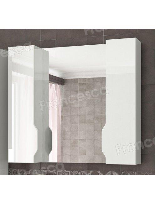 Зеркало-шкаф Francesca Royal 85