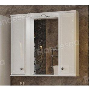 Зеркало-шкаф Francesca Андрия 80