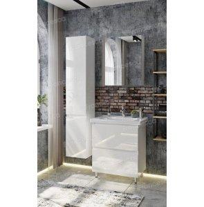 Комплект мебели Francesca Bianco 65 напольная