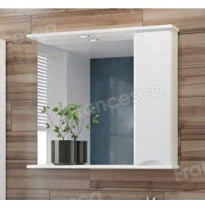Зеркало-шкаф Francesca Даниэль 80