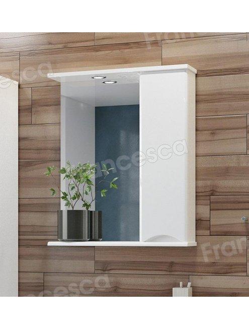 Зеркало-шкаф Francesca Даниэль 60