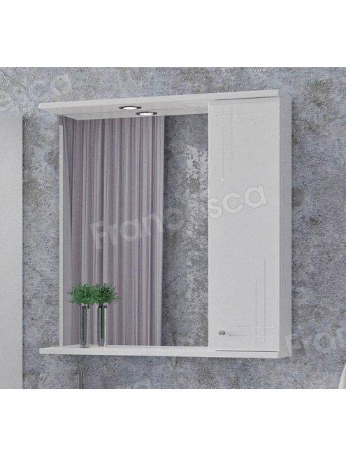 Зеркало-шкаф Francesca Дороти 70