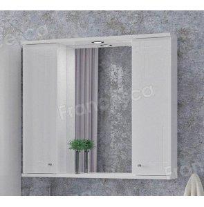 Зеркало-шкаф Francesca Дороти 80