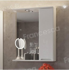 Зеркало-шкаф Francesca Фиоре 60