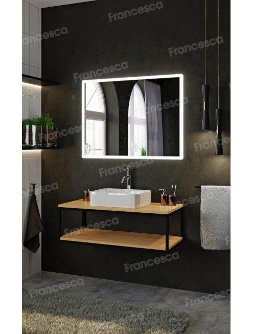 Комплект мебели Loft Теннеси 100 (ум. SL-1013) черная