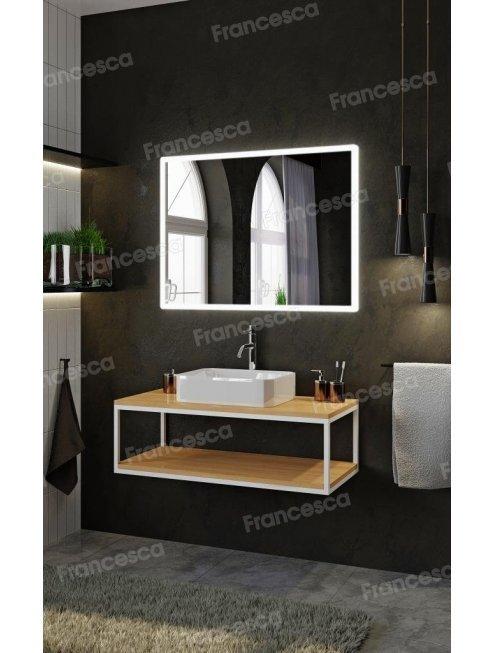 Комплект мебели Loft Теннеси 100 (ум. SL-1013) белая