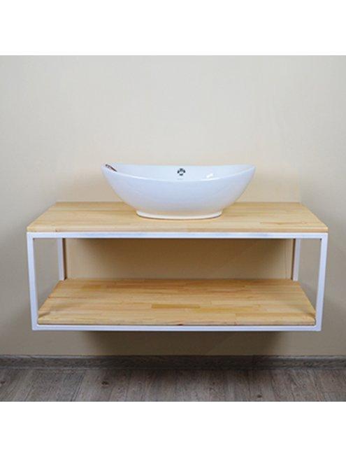 Комплект мебели Loft Теннеси 100 (ум. Гамма 56) белая