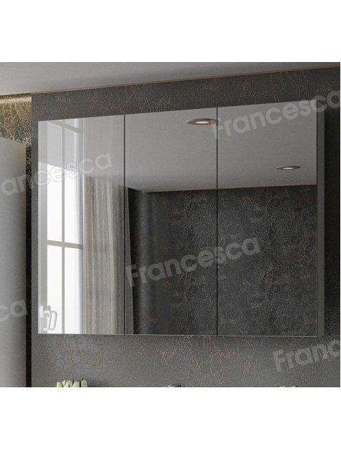 Зеркало-шкаф Francesca Милана 105