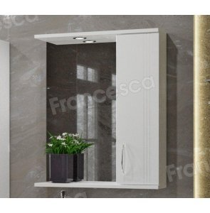 Зеркало-шкаф Francesca Stella 60