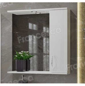 Зеркало-шкаф Francesca Stella 70