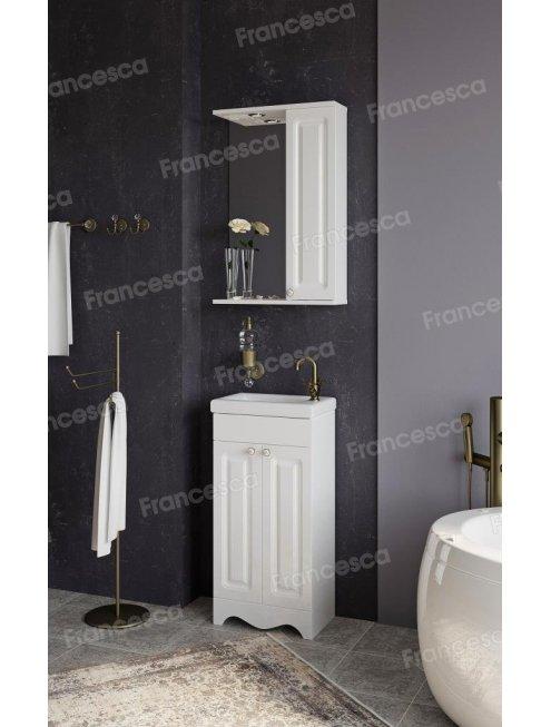 Комплект мебели Francesca Империя 40 белый