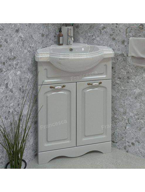 Комплект мебели Francesca Империя 65 угловая белый