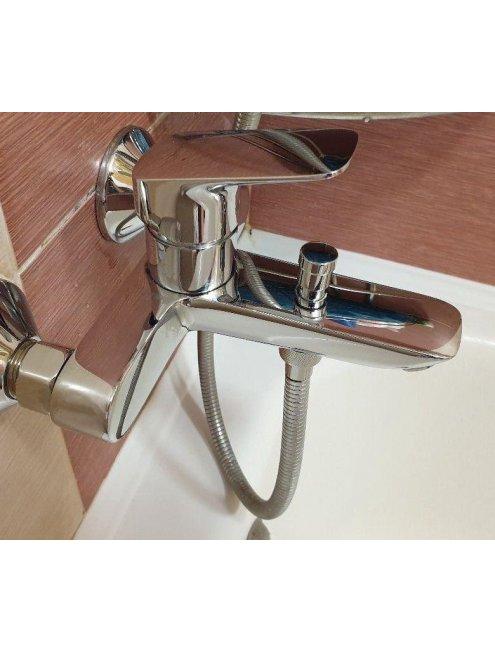 Смеситель Bravat Eler F6191238CP-01-RUS для ванны