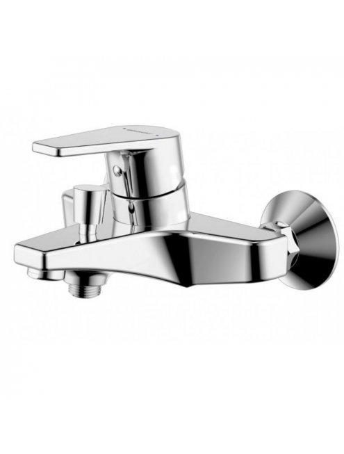 Смеситель Bravat Line F65299C-B-RUS для ванны с душевым гарнитуром