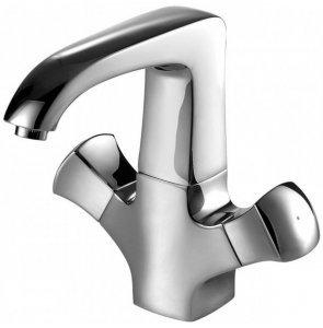 Смеситель Bravat Whirlpool F178112C для раковины