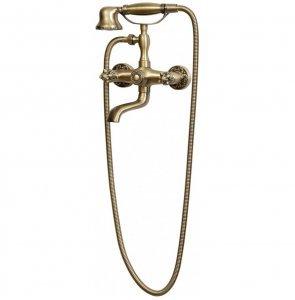 Смеситель Bronze de Luxe Florence 10319 для ванны с душем