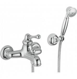 Смеситель Bugnatese Maya 8902СR для ванны с душем, хром