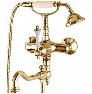 Смеситель Cezares Margot MARGOT-VDFM2-03/24-Bi для ванны с душем