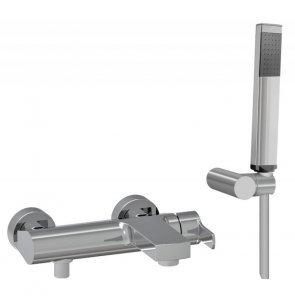 Смеситель Cezares Ovest VDM-01 для ванны с душем, хром