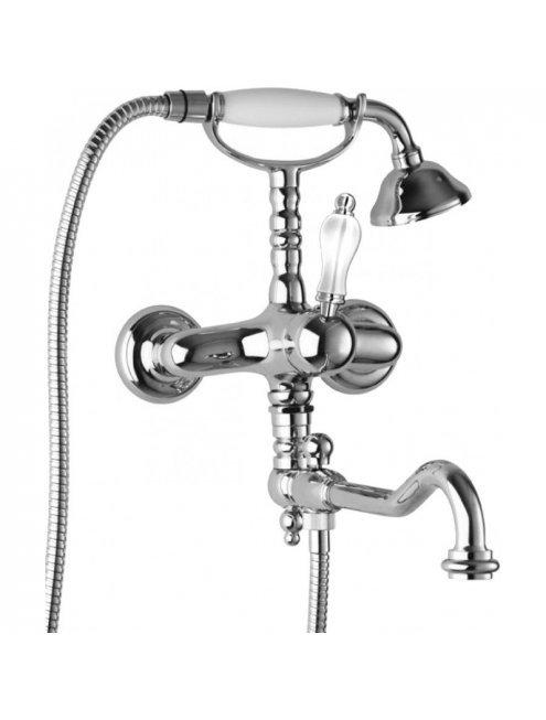 Смеситель Cezares Venezia VENEZIA-VDFM2-01-Bi для ванны с душем