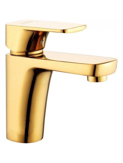 Смеситель D&K Berlin Touro DA1432103 для раковины, золото