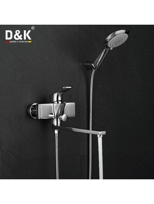 Смеситель D&K Berlin Freie DA1433301 универсальный