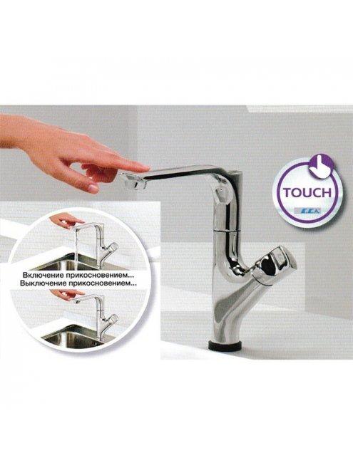 Смеситель E.C.A. Touch 102188030 для раковины