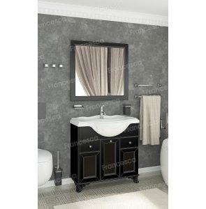 Комплект мебели Francesca Эстель 85 черный