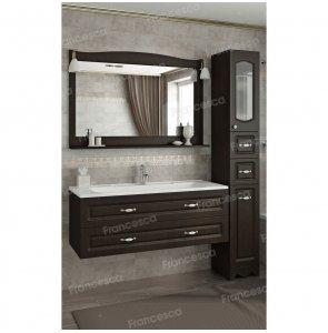 Комплект мебели Francesca Империя П 120 подвесной венге