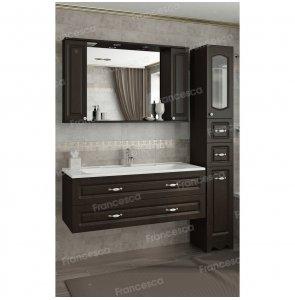Комплект мебели Francesca Империя П 120-2 подвесной венге