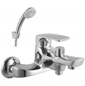 Смеситель LeMark Plus Shape LM1712C для ванны с коротким изливом