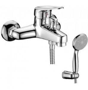 Смеситель LeMark OMEGA LM3102C для ванны-душа с коротким изливом