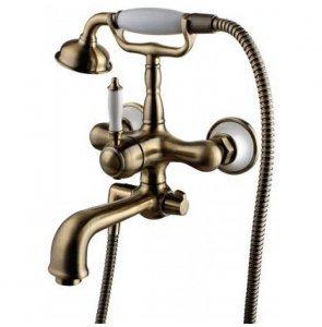 Смеситель LeMark Villa LM4812B для ванны с фиксированным изливом