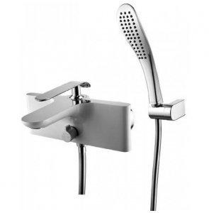 Смеситель LeMark Melange LM4914CW для ванны с монолитным изливом