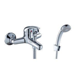 Смеситель Rossinka C40-31 для ванны
