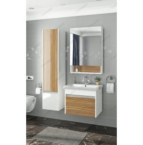 Комплект мебели Francesca Doremi 60 (белый/ясень)