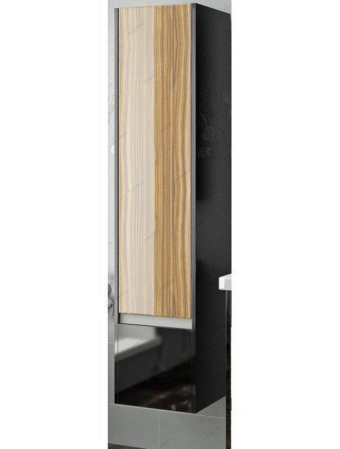 Комплект мебели Francesca Doremi 60 напольная (черный/ясень, ум. Como 60)