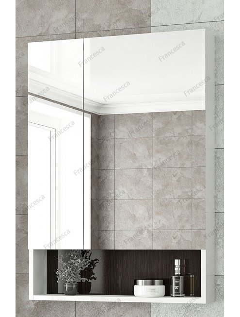 Комплект мебели Francesca Latina 60 белый-венге