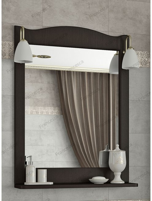 Комплект мебели Francesca Империя П 60 подвесной венге