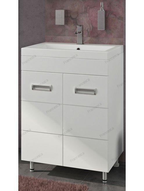 Комплект мебели Francesca Кубо 60 белый
