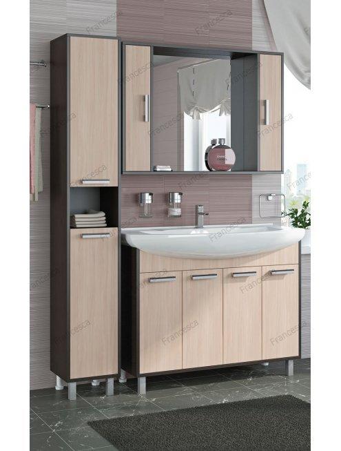 Комплект мебели Francesca Eco 105 дуб-венге