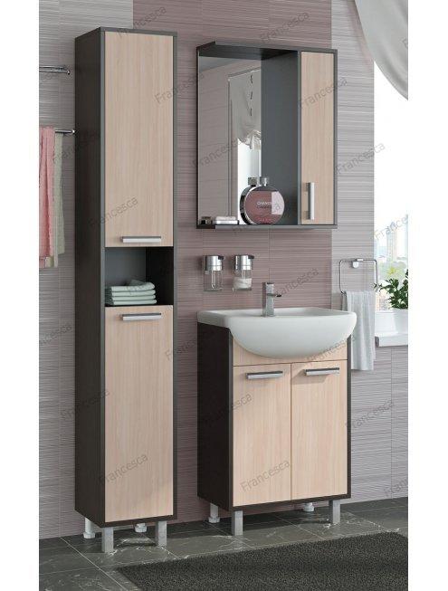 Комплект мебели Francesca Eco 55 дуб-венге